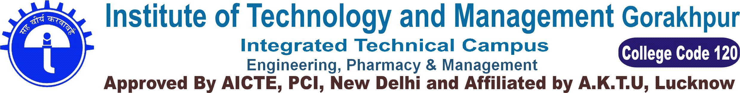 26 Professor, Associate Professor, Assistant Professor Post Vacancy - Institute of Technology and Management